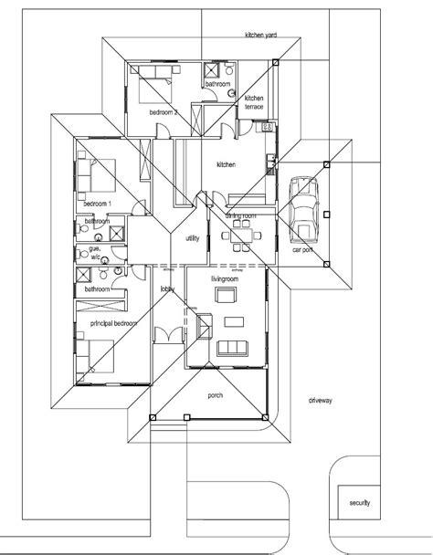 ghana house plans abeeku house plan ghana house plans abrantee house plan