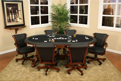 game table chairs with casters game table chairs with casters