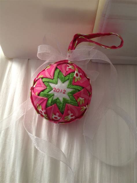 homemade ornament christmas pinterest
