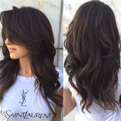 haircuts for long hair with layers and side bangs 2 bixa