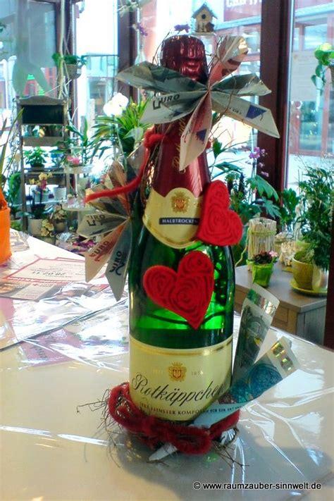 Flasche Mit Geld Dekorieren by Money Money Money Raumzauber Sinnwelt
