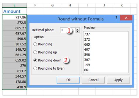 Office Space Decimal Point How To Remove Digits After Decimal In Excel