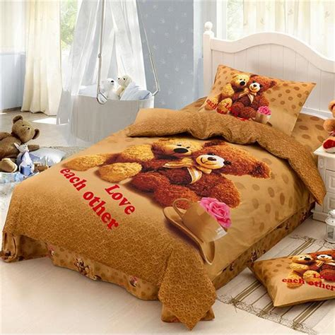 Luxury Bedding achetez en gros comforter teddy bear en ligne 224 des
