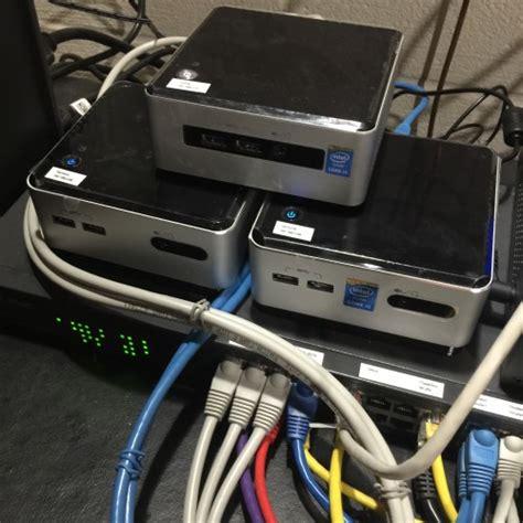 intel nuc rack adding a second ethernet port to an intel nuc via mini