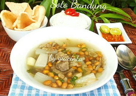 resep soto daging sapi  lobak soto bandung tips