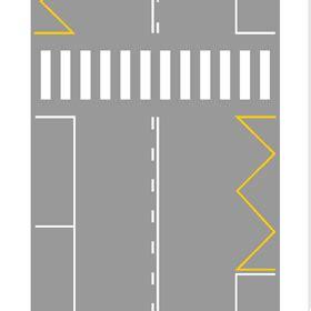 wandlen design lade da parete zig zag quiz patente striscia gialla a zig