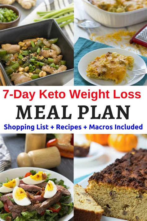 weight loss 7 day plan 30 day keto diet meal plan and free pdf menu ketovale