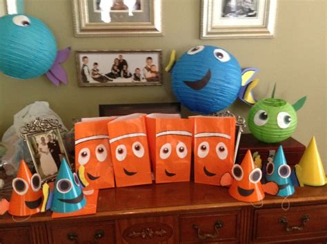 Finding Nemo Decorations by Finding Nemo Cake Ideas And Designs