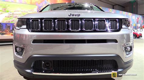 jeep compass 2017 exterior 2017 jeep compass limited exterior and interior