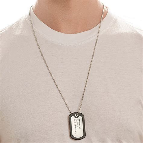 tag necklaces engraved tag necklace mynamenecklace au