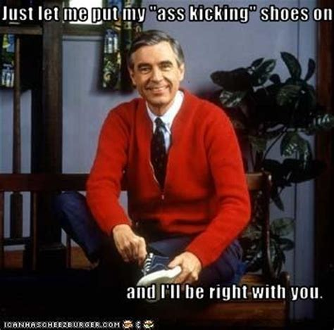 Mr Rogers Meme - mr rogers ex navy seal knowledge pinterest days