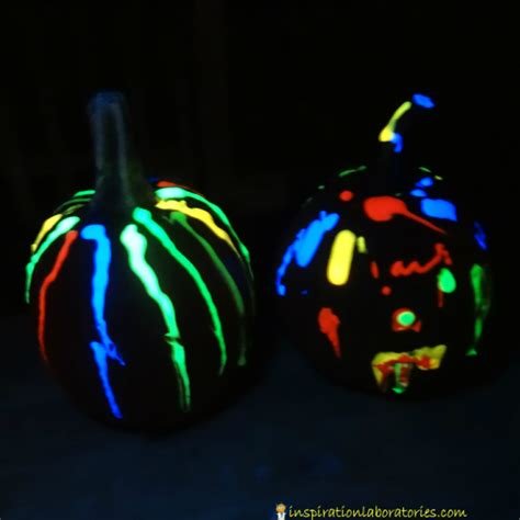 glow in the paint on pumpkins glow in the shirt inspiration laboratories