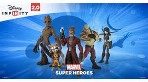 Disney Infinity Guardians Of The Galaxy Guardians Of The Galaxy Play Set Trailer Released