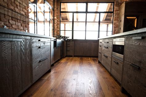paint and barn board cabinetry in a beautifully modern barn wood kitchen cabinets greenvirals style