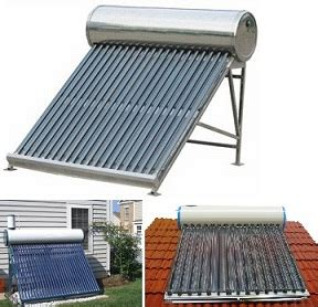 Water Heater Sinar Matahari tips memilih solar water heater