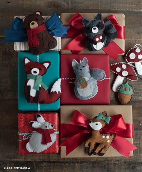 patterns christmas felt felt christmas bear ornament free pattern felting and