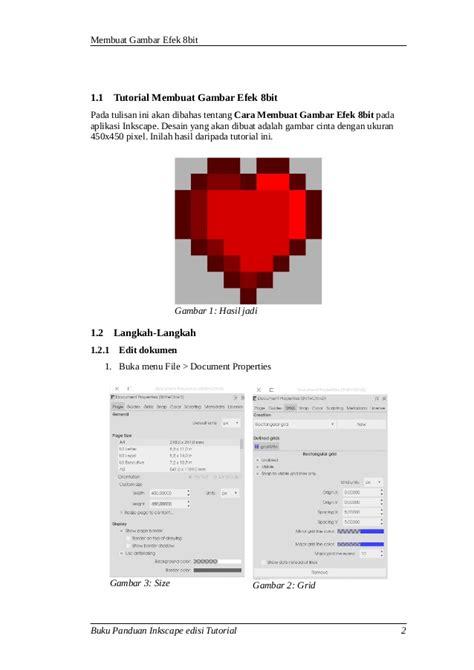 tutorial membuat gambar nobita cara membuat gambar efek 8bit