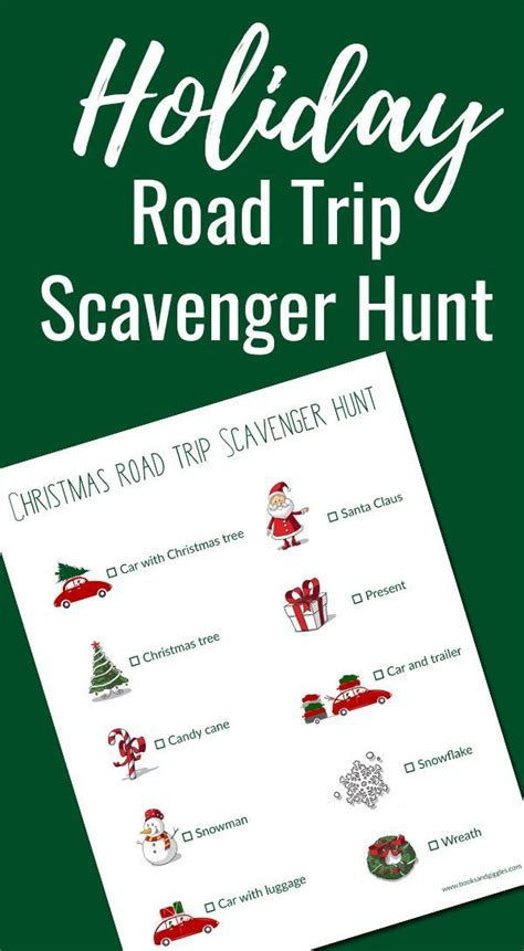 printable road trip scavenger hunt 1000 ideas about road trip theme on pinterest classroom