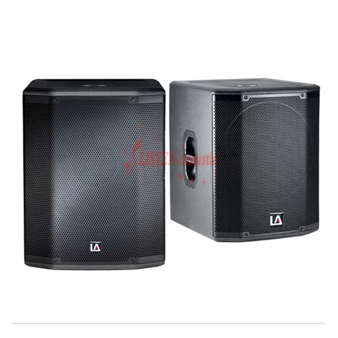 18 inch speaker cabinet design 18 inch subwoofer bass speaker box design sjr 18sa view