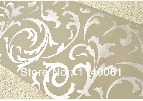 Wallpaper Sticker 10 Meter Vintage Style Merah Gold popular plastic wall covering buy cheap plastic wall