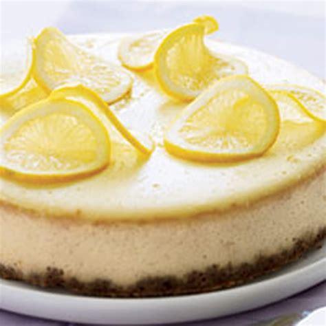 Lemon Cheesecake Decoration by Lemon Ricotta Cheesecake Recipe