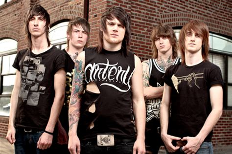 Asking Alexandria New Band asking alexandria to release remixed album in early 2011