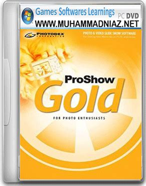 Proshow Gold 4 5 Free Download With Key Full Version Proshow Gold Templates