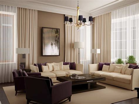 homely loud colors living room design small living room