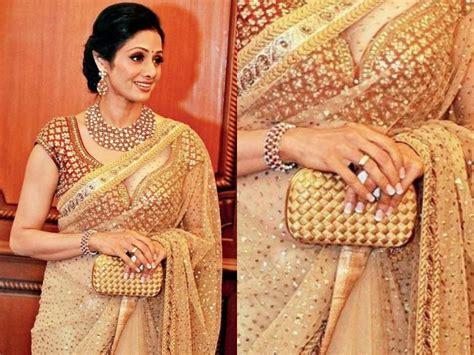 Sridevi Wardrobe by 10 Wardrobe Essentials For Indian Brides