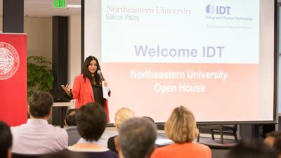 Is Grad School Mba Necessary For Silicon Valley by Tour The Silicon Valley Cus Northeastern
