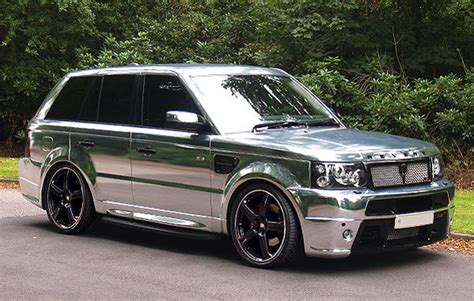 modified range rover 5 modified range rovers to ruin your day