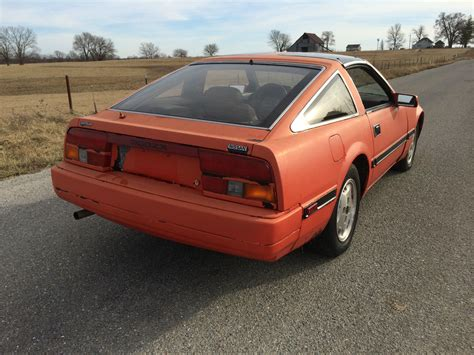 nissan datsun 1984 1984 nissan datsun 300zx car nissan