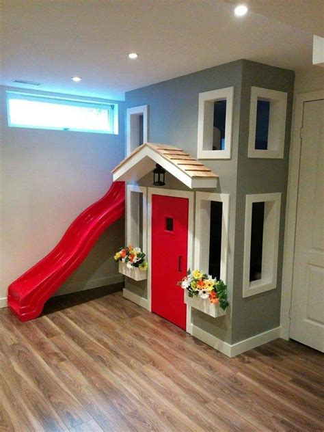 Playhouse Windows And Doors Ideas Indoor Playhouse M ɪ и ɪ M є S Pinterest The Cottage Boys And Window Boxes