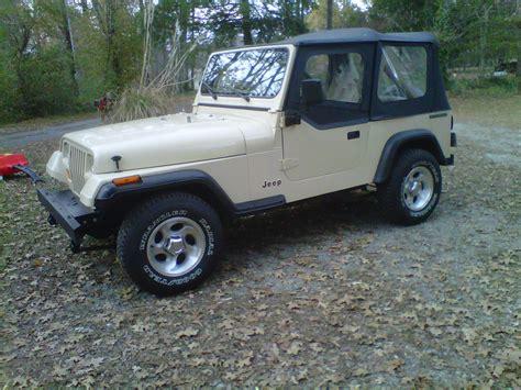 1989 Jeep Wrangler 1989 Jeep Wrangler Pictures Cargurus