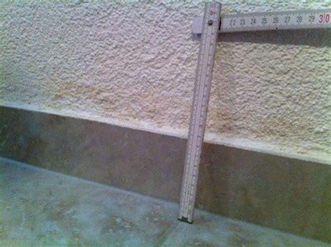 Wand Stellenweise Streichen by Bau De Forum Keller 13200 Feuchte Kellerwand