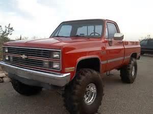 Chevrolet K10 1984 Chevrolet K10 Custom Barrett Jackson Auction