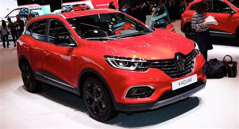 2019 Renault Kadjar by 2019 Renault Kadjar Brings Refined Looks New Engines To