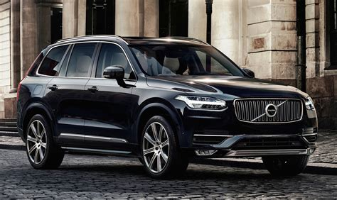 New 2016 Volvo Suv Prices Msrp Cnynewcars Com