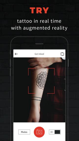 tattoo hunter app best augmented reality apps for android and ios