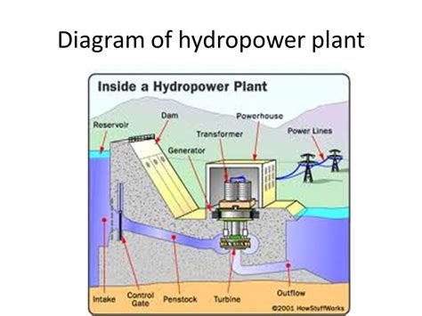 general layout of hydro power plant the power of the water by trenton carson riley ppt