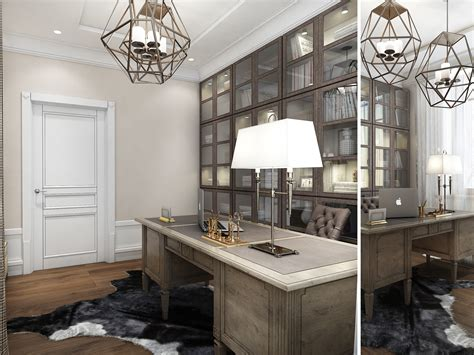 comfortbale nuance for luxury home office decor with brown ukrainian design team creates interiors of luxurious comfort