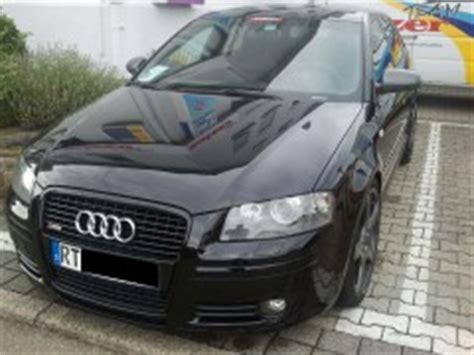 Audi A3 Sto Stange Lackieren Kosten by Sfg S Line Schwarz Bestellung Nummer Karosserie Der