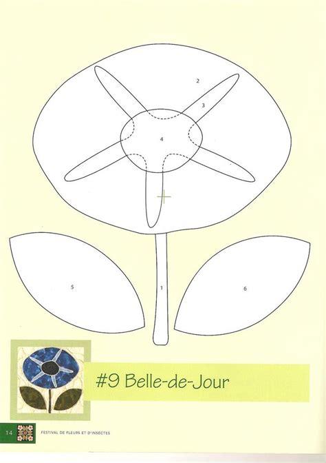 best 25 applique templates ideas best 25 flower applique patterns ideas on