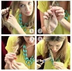 cara catok rambut layer 25 cara memotong rambut sendiri model layer panjang dengan