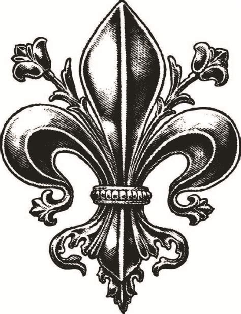 flor de lis tattoo designs best 25 fleur de lis ideas on new