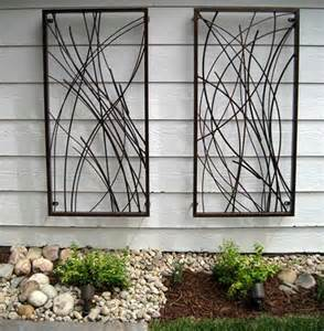 metal garden wall products i