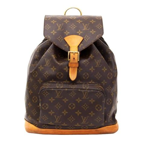 Louis Vuitton Backpack Multifungsi 1 louis vuitton montsouris backpack for sale at 1stdibs