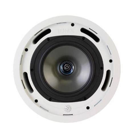 tannoy ceiling speakers tannoy cms801dcbm 8 quot dc ceiling speaker