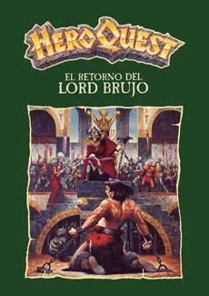 libro 176 el brujo del heroquest el retorno del lord brujo espa 241 ol ye