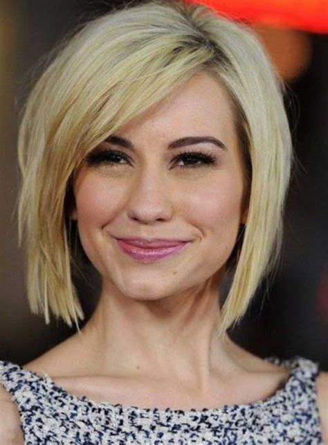 Bob Hairstyles For Thin Hair | 10 bob hairstyles for fine hair short hairstyles 2017